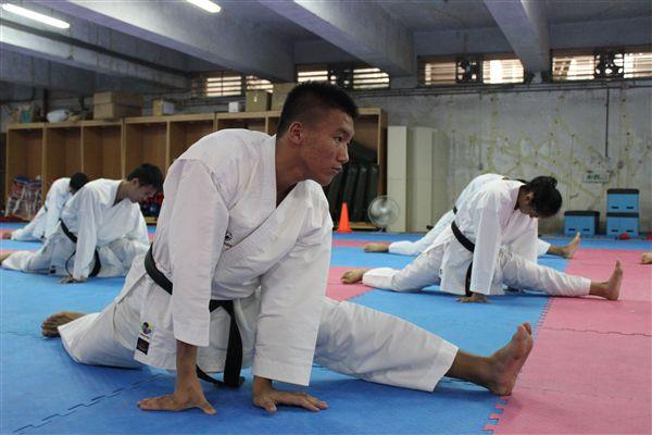 ▲空手道選手韓棨賢。(圖/《空手崛起》拍攝團隊提供)