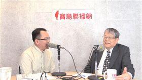 陳師孟 圖/寶島聯播網提供