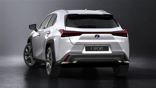 Lexus UX跨界休旅。(圖/翻攝Lexus網站)