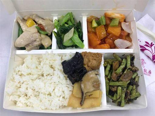 台北開會吃「250元便當」好空虛!OL:忘放主菜?爆廢公社臉書
