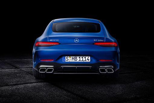AMG GT63 S 4-Door。(圖/翻攝Mercedes-Benz網站)