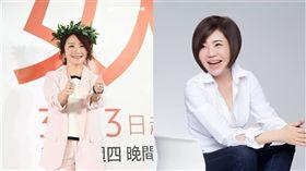 陶晶瑩、于美人(圖/翻攝自于美人臉書、資料照)