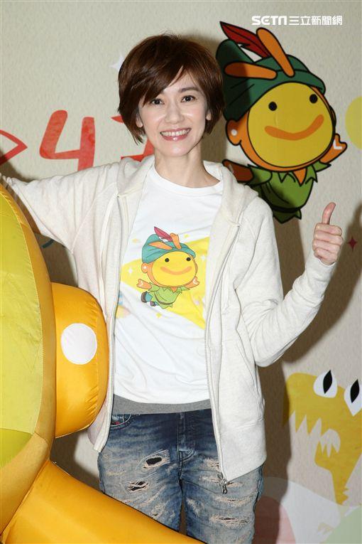 周幼婷出席台灣國際兒童影展售票記者會