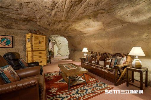 新墨西哥州庫庫佩利窟窿旅店。(圖/booking.com供給)