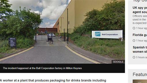 英國,工廠,衛生,小便,尿尿,員工,罐頭,鋁罐,噁心,可口可樂,開除,飲料http://www.bbc.com/news/uk-england-beds-bucks-herts-43304875