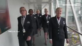 英航婦女機1600