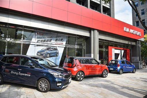 KIA本月推出輕鬆購車方案。(圖/KIA提供)