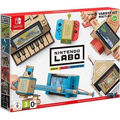 任天堂,Switch,電商,蝦皮購物,電玩,Nintendo Labo,Labo