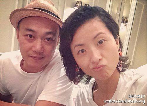 陳奕迅和老婆徐濠縈/翻攝自微博