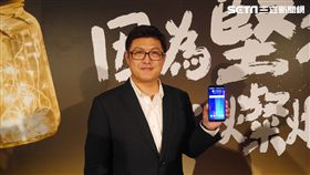 HTC 台灣區總經理陳柏諭 葉立斌攝