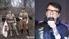 精日份子開南京大屠殺罹難者玩笑,成龍提案制裁 合成圖/翻攝自微博