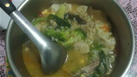 黑暗料理,菜尾,剩菜,大雜燴(圖/PTT)