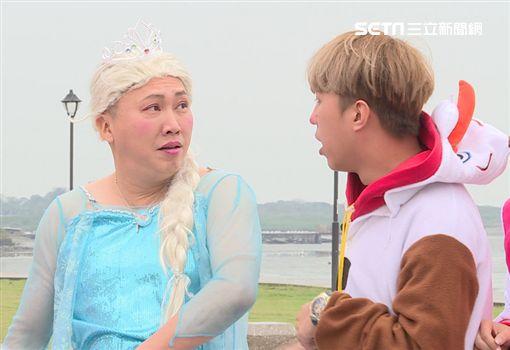 趙正平,綜藝3國智(圖/台視提供)