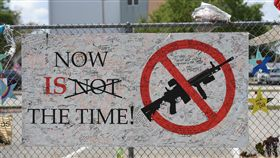 美國佛州校園槍擊案,槍枝管制(圖/美聯社/達志影像)