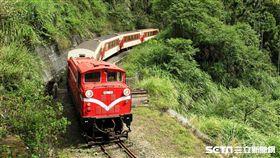 阿里山森林鐵路自2018年3月12日起本線(嘉義至十字路站間),各級列車繼續停駛。(圖/台灣鐵路管理局阿里山森林鐵路管理處提供)