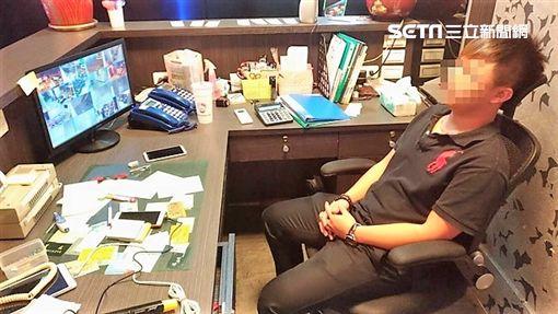 高雄市警方搗破1家色情SPA會館,當場查獲男客與女服務生正在洗鴛鴦浴,訊後將業者依妨害風化罪移送法辦(翻攝畫面)
