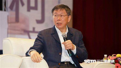 台北市長柯文哲赴新竹輔選徐欣瑩 民眾提供