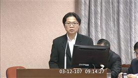 內政部長葉俊榮 圖/翻攝自立法院議事直播