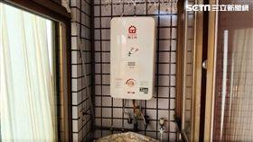 台北市大同區歸綏街日租套房一氧化碳中毒現場(翻攝畫面)
