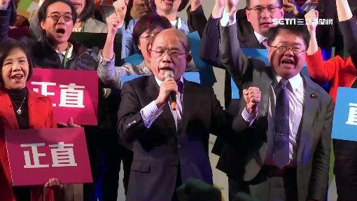 團結! 54名綠委挺吳秉叡 蘇貞昌行動破空降傳聞