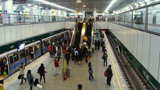 捷運,台電大樓,台電大樓站,捷運站(圖/翻攝GOOGLE)