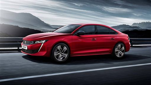 Peugeot 508 First Edition。(圖/翻攝Peugeotc網站)