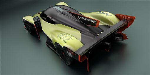 Aston Martin Valkyrie AMR Pro。(圖/翻攝Aston Martin網站)