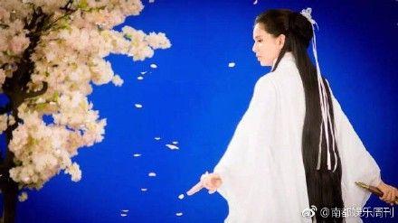 神鵰俠侶,小龍女,李若彤/翻攝自微博