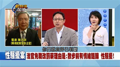 陳鴻斌,性騷擾,職務法庭,陳志祥,姚立明