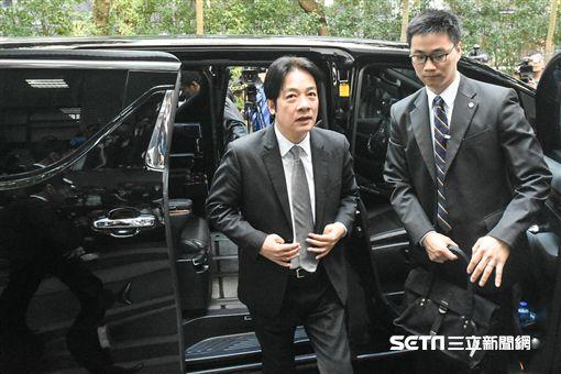 行政院長賴清德出席立法院質詢。 圖/記者林敬旻攝