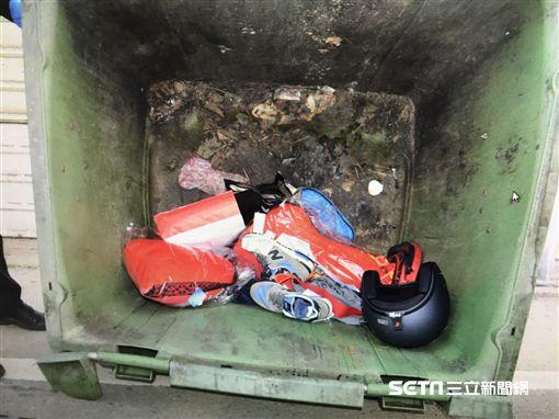台南永康發生兇殺命案,警方以車追人逮2嫌/翻攝畫面