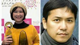 導演宋欣穎與作家吳明益作品,讓台灣在國際被看見。(圖/翻攝自臉書)