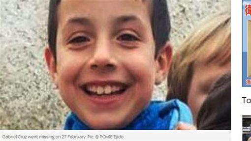 西班牙,失蹤,繼母,鄰居,勒斃,護理人員(圖/翻攝自Sky News)