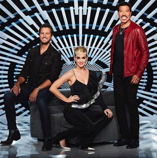 Katy Perry、Lionel Richie、Luke Bryan/American Idol IG