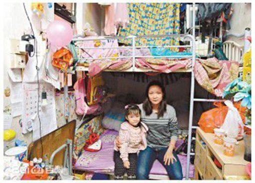 香港網友透露家相租屋環境惡劣。(圖/翻攝百度百科)