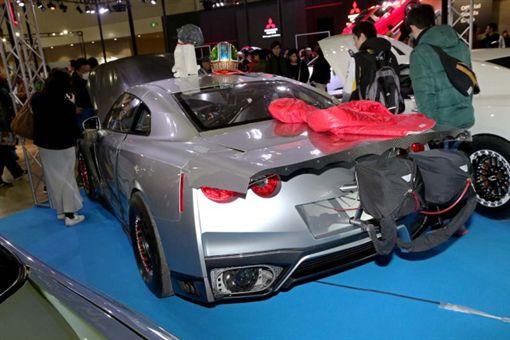 1500ps零四8秒5的怪獸SABULIVE R35 GT-R/車訊網