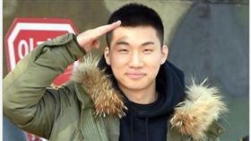 BIGBANG,大聲,入伍/翻攝自mydaily