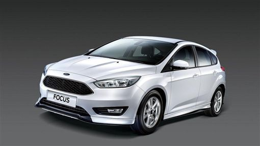 New Ford Focus特仕版。(圖/Ford提供)