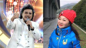 白冰冰 張菲/華視提供 翻攝自臉書
