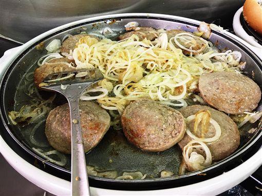 嘉義,蓬萊漢堡(記者郭奕均攝影)