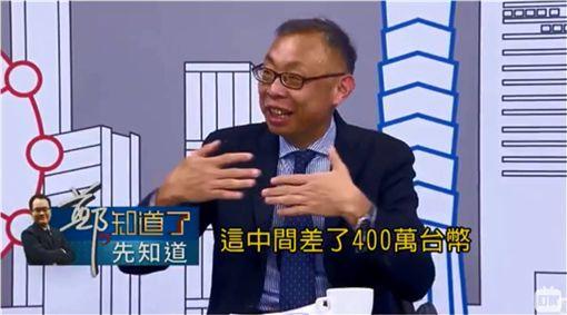 鄭知道了,大陸,台灣,師資,教授,挖角,年薪千萬 圖/翻攝自YouTube