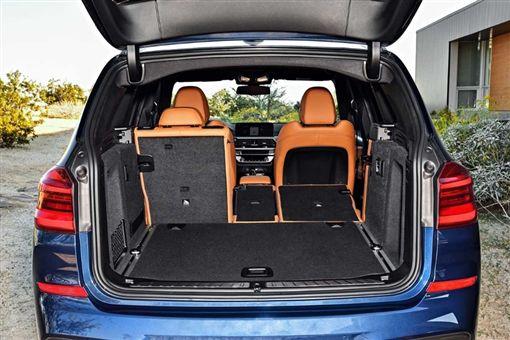 BMW X3 xDrive20i。(圖/翻攝Toyota網站)