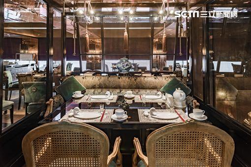 2018台北米其林指南,君品酒店,頤宮中餐廳,米其林,三星