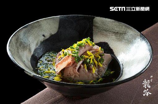 台北米其林指南,米其林二星,餐廳,祥雲龍吟,日式時尚料理餐廳,食材