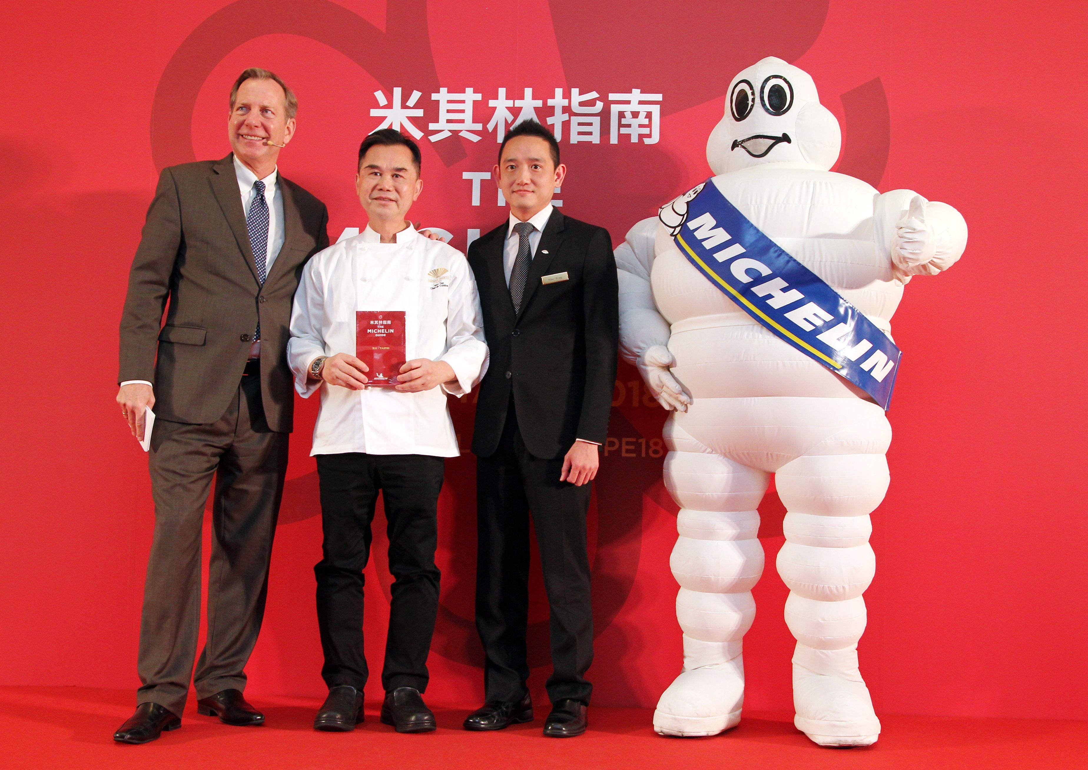 台北文華東方酒店雅閣中餐廳 獲得米其林一星餐廳。(記者邱榮吉/攝影)