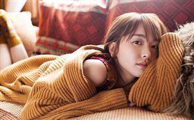 新垣結衣連續2年登上「最想和她談戀愛」冠軍寶座。(圖/翻攝自IG)