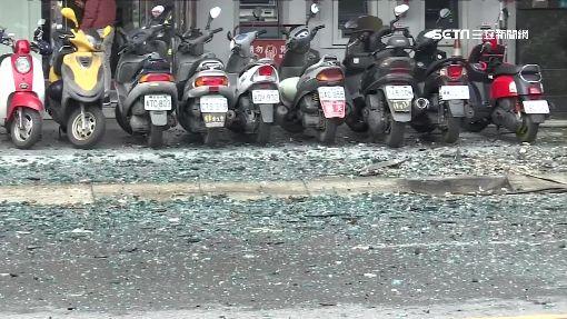 板橋鬧區商辦竄火舌 住戶奔逃2人嗆傷