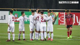 ▲航源FC、北韓4.25、亞足聯盃。(圖/記者蔡宜瑾攝影)