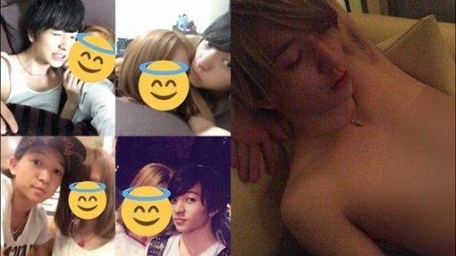 日本男子團體「DISH//」小林龍二的床照和抽煙照被公開。圖/摘自推特