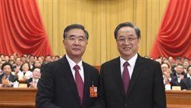 中共政協閉幕 再重申「一個中國」:不容忍台獨分裂 圖翻攝自微博